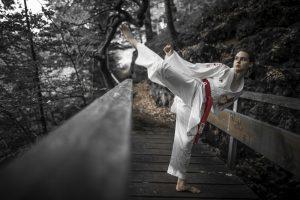 Karate Sportfotografie Mettlach