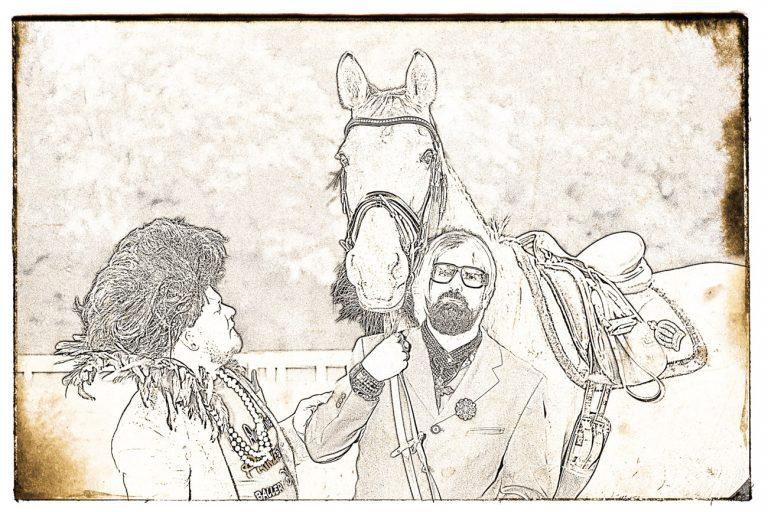 Männerliebe Pferdefreunde Happy Saarland Fotografie