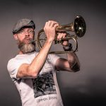 Musiker Instrument Fotostudio Mettlach