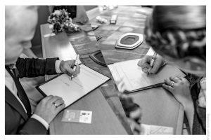Standesamt Mettlach Unterschrift Trauung Hochzeit